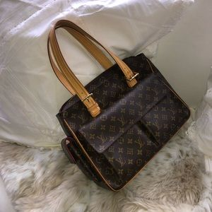 Check page for this Gorgeous Vintage LV Bag